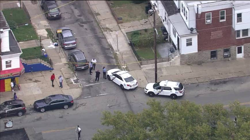 Police: Man, 37, fatally shot in chest in Frankford