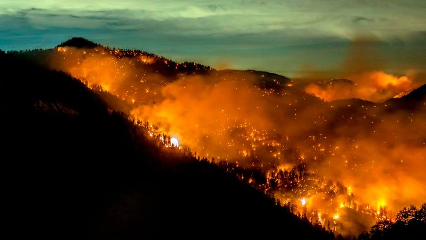 Utility equipment eyed as possible source of Bobcat Fire burning in Angeles National Forest