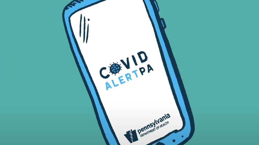 Pennsylvania launches new virus exposure notification app