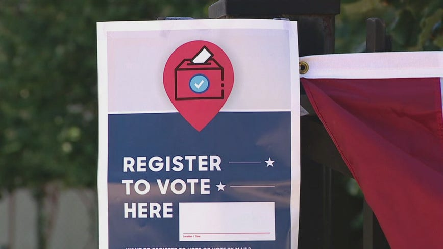 Push to register voters becomes priority on National Voter Registration Day