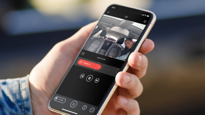 Ring's new Car Cam allows drivers to record police interactions when pulled over