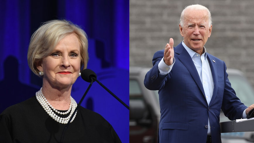 Cindy McCain endorses Joe Biden for president in rebuke of Trump