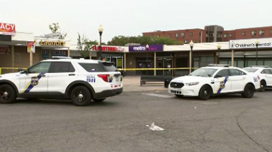 Police: Teen shot in head inside laundromat in West Philadelphia