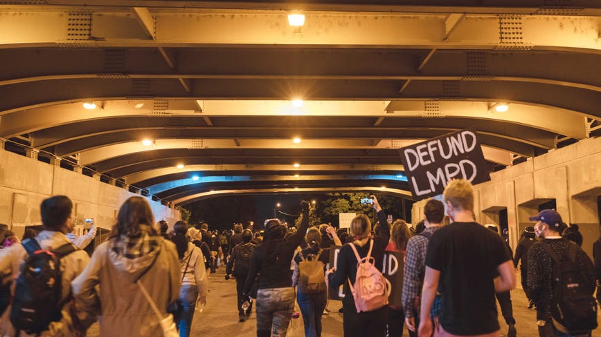 Breonna Taylor decision sparks protests in US cities, 127 arrests in Louisville