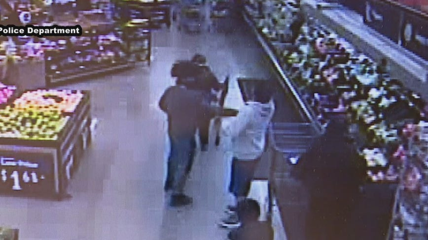 Caught on camera: Man appears to strike special needs teen at Bucks County Walmart