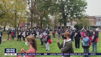 Residents gather for peaceful rally in West Philadelphia