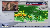 Weather Authority: Flood Watch issued for several counties as heavy rain moves into region