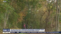 Brandywine Valley Roubaix ride features fall foliage and benefits charity