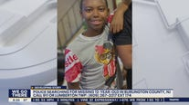 Lumberton Township police search for missing young boy