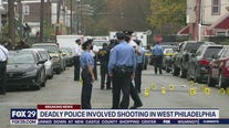 Police: Man, 27, armed with knife shot, killed by officers in West Philly