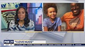 """I Love Hugs"": Song by California 6-year-old captures his feelings on coronavirus fatigue"