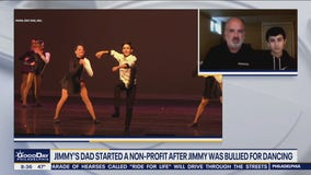 Father, son create non-profit to encourage boys to 'Dance On' after experiences with bullying