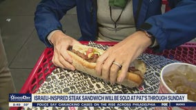 Michael Solomonov and Pat's Steaks team up
