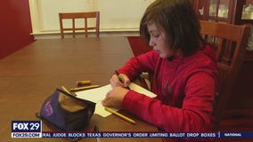 12-year-old uses his illustration skills to help others in books about bullying