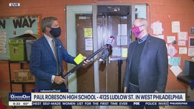 Kelly's Classroom: Celebrating the National Principal of the Year at Paul Robeson High School