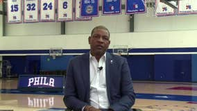 Rivers runs through it? 76ers counting on championship with Doc