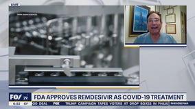FDA approves Remdesivir as a COVID-19 treatment