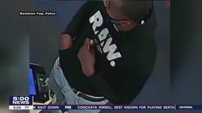 Newtown Police seek suspect in credit card theft