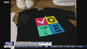 Cast your ballot in style with election themed apparel