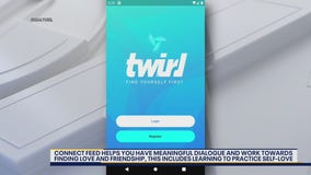 New dating and wellness app focuses on video chat to promote meaningful connections