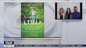 Family pens book after landmark cancer treatment helps daughter beat pediatric cancer