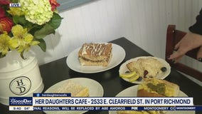 Breakfast with Bob: Her Daughters Cafe