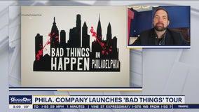 'Bad Things Happen In Philadelphia' tour takes riders to historic true crime scenes