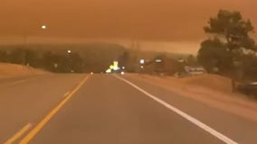 Red flag warnings remain in Colorado as wildfires continue to spread
