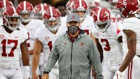Nick Saban, Alabama AD Greg Byrne test positive for COVID-19