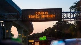 Cuomo: NY won't enforce NJ, CT, PA quarantines