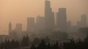 Wildfire smoke in US exposes millions to hazardous pollution