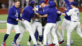 Dodgers to faceoff against Tampa Bay Rays in 2020 World Series