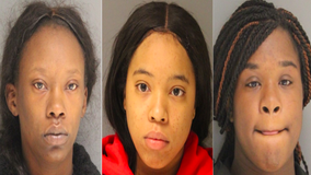 3 charged in Dick's Sporting Goods robbery, police pursuit in Wilmington