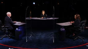 VP debate: Pence, Harris clash on coronavirus, taxes, climate, health care