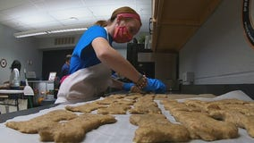Moorestown High School gives special needs students job training to help them thrive
