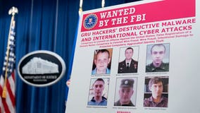 US charges 6 Russian military officers in alleged hacking campaign