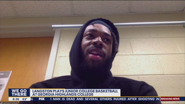 Local athlete who missed high school basketball with heart issue thriving in college basketball
