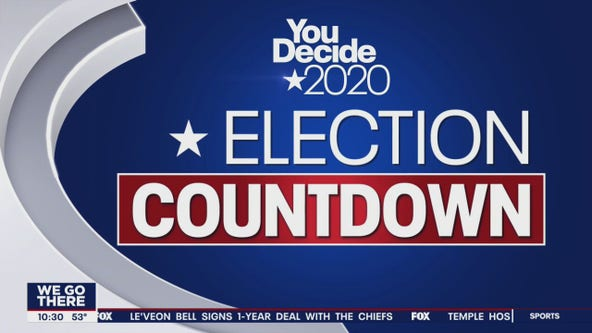 You Decide 2020: Election Countdown