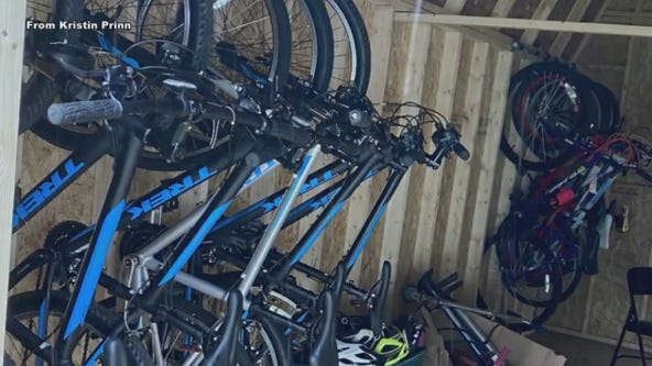 Bikes stolen from Camden youth program