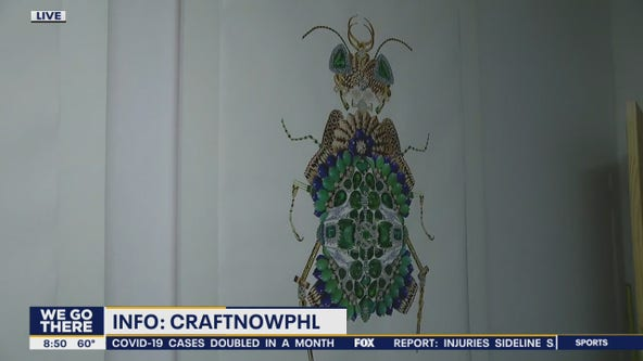 CraftNow Create is the city's biggest free art class
