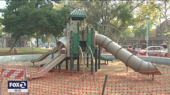 California now allows all outdoor playgrounds to reopen to public