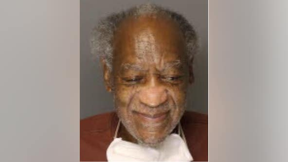 Bill Cosby appears to be smiling in latest mugshot