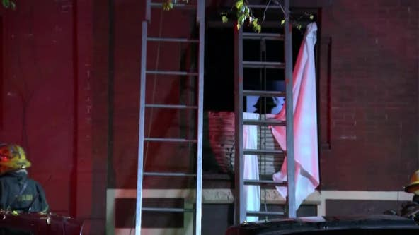 Firefighters find deceased woman with multiple stab wounds after Brewerytown fire