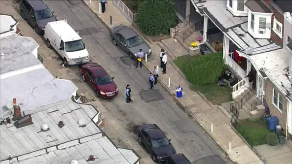 15-year-old shot 4 times in West Philadelphia, listed in critical condition