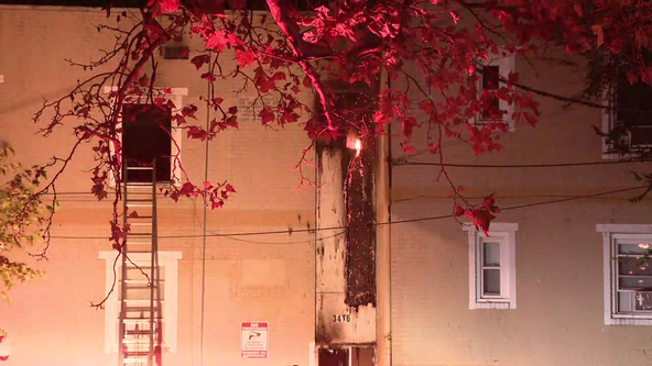 2 dead, 7 injured, over 20 displaced in 3-alarm Camden apartment fire