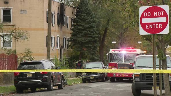 Homeless man charged with murder in deadly Camden apartment fire