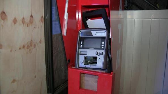 Bomb squad investigating more ATM explosions across Philadelphia