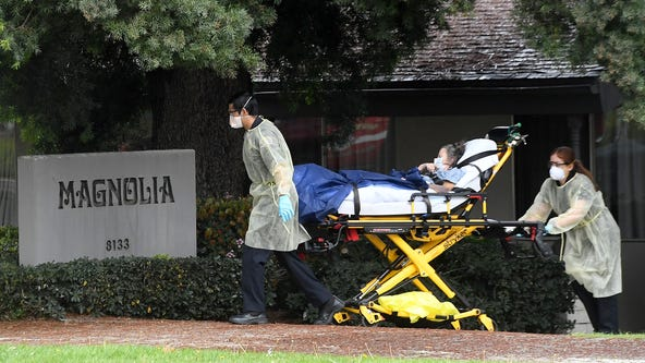 Federal health officials planning to get coronavirus shots to nursing homes