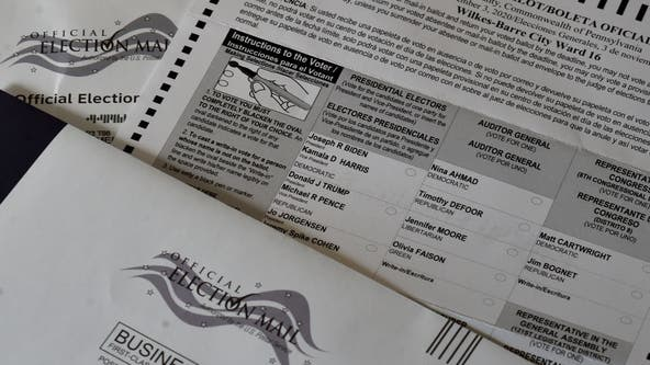 Pennsylvania ballots can't be tossed out over voter signature, court says