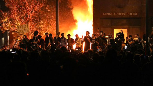 Federal charges: 'Boogaloo Bois' member fired 13 rounds into 3rd Precinct during Minneapolis riots